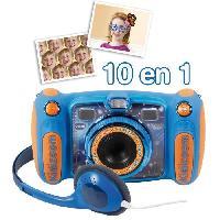 Appareil Photo Enfant VTECH Kidizoom Duo 5.0 Bleu