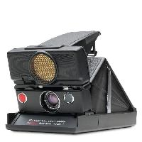 Appareil Photo Instantane Appareil photo SX-70 Autofocus Camera - Black-Black
