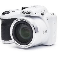 Appareil Photo Numerique Bridge KODAK AZ401 ASTRO ZOOM Appareil photo numérique Bridge - 16 Megapixels - Zoom optique 40x - Blanc