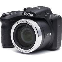 Appareil Photo Numerique Bridge KODAK AZ401 ASTRO ZOOM Appareil photo numérique Bridge - 16 Megapixels - Zoom optique 40x - Noir