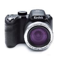 Appareil Photo Numerique Bridge KODAK AZ421 Appareil photo numerique - Zoom optique 42x - Grand angle 24 mm - Ecran 3 LCD - 16 MP - Noir