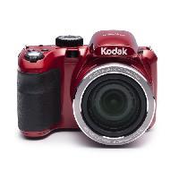 """Appareil Photo Numerique Bridge KODAK AZ421 Appareil photo numérique - Zoom optique 42x - Grand angle 24 mm - Ecran 3"""" LCD - 16 MP - Rouge"""