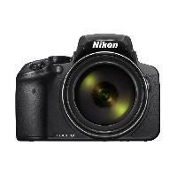 Appareil Photo Numerique Bridge Nikon COOLPIX P900 noir