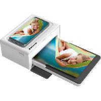 Appareil Photo Numerique Compact AGFA AMO46 Imprimante Photo Realpix Moment - 46 - Bluetooth - Blanc