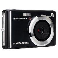 Appareil Photo Numerique Compact AGFA PHOTO - Appareil Photo Numerique Compact Cam DC5200 - Noir