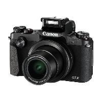Appareil Photo Numerique Compact CANON  Appareil photo Compact Expert G1X Mark III 24.2Mp - Noir