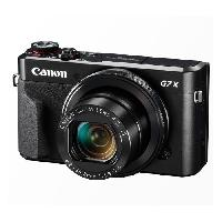 Appareil Photo Numerique Compact CANON G7X MKII Appareil photo numerique Compact PowerShot G7X MKII 20 Mpx - Noir