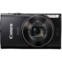 Appareil Photo Numerique Compact CANON IXUS 275 HS Noir Compact - 21.1 megapixels - Zoom Plus 24x - Full HD