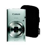 Appareil Photo Numerique Compact CANON Ixus 185 Appareil photo numerique gris avec etui