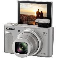 Appareil Photo Numerique Compact CANON SX730HS Argent - Appareil photo Compact 20.3Mpx