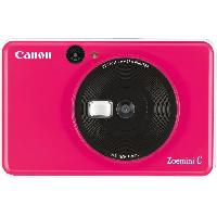 Appareil Photo Numerique Compact CANON Zoemini C Rose Fushia - Appareil photo instantane - 5MP