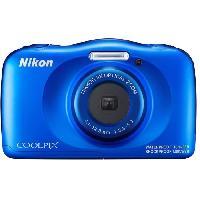 Appareil Photo Numerique Compact COOLPIX W150 bleu - Nikon