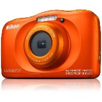 Appareil Photo Numerique Compact COOLPIX W150 orange - Nikon
