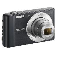 Appareil Photo Numerique Compact DSC-W810 Noir - CCD 20 MP Zoom 6x Appareil photo numerique Compact