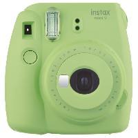Appareil Photo Numerique Compact FUJIFILM 16550708 Appareil photo instantanné Instax Mini 9 - Lime Green
