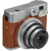 Appareil Photo Numerique Compact FUJIFILM INSTAX MINI NEO 90 Appareil photo instantané Marron