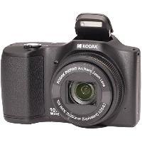 Appareil Photo Numerique Compact FZ101-bk Appareil photo numerique 16 Megapixels - Noir