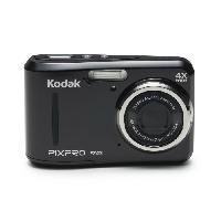 Appareil Photo Numerique Compact FZ43-BK - Appareil photo compact - Noir