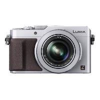 Appareil Photo Numerique Compact Lumix DMCLX100EPS Appareil Photo compact - Gris