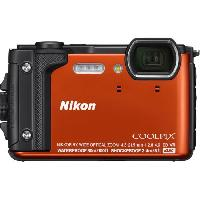 Appareil Photo Numerique Compact NIKON COMPACT W300 ORANGE