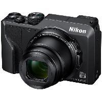 Appareil Photo Numerique Compact NIKON COOLPIX A1000 Appareil photo compact 16Mp CMOS 35x. 3.0 1036k Tilt TP. 4k. EVF - Noir