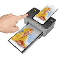 Appareil Photo Numerique Compact PD482 Imprimante photo + 10 feuilles