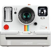 Appareil Photo Numerique Compact POLAROID ORIGINALS 9010 - OneStep+ - Appareil photo instantane connecte - Blanc
