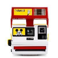Appareil Photo Numerique Compact POLAROID ORIGINALS Appareil photo instantanée 600 - Édition limitée 90eme Anniversaire de Mickey