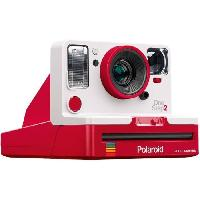 Appareil Photo Numerique Compact Polaroid Originals Instantane One Step 2 ViewFinder - Rouge