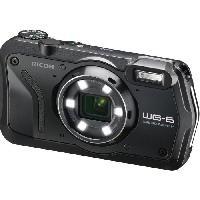 Appareil Photo Numerique Compact RICOH WG6 Appareil photo Compact outdoor - 20 MP - Video 4K - Noir