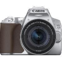 Appareil Photo Numerique Reflex CANON 250D Appareil photo Reflex + Objectif 18-55 IS STM - Argent