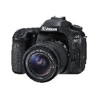 Appareil Photo Numerique Reflex CANON Reflex EOS 80D + 18-55MM F/3.5-5.6 IS STM