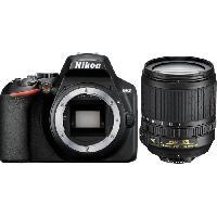 """Appareil Photo Numerique Reflex NIKON D3500 Appareil photo Reflex + AF-S 18/105 VR - 24.2 Mp - CMOS DX - objectif stabilisé polyvalent (x 5.8) -3"""""""