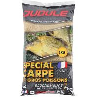 Appat - Attractif Animaux DUDULE Amorce Special Carpe 1kg