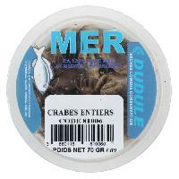 Appat - Attractif Animaux DUDULE Crabes Entiers en Boite