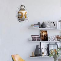 Applique D'interieur STAR WARS Veilleuse BB-8