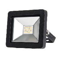 Applique Exterieure PISCIS Projecteur noir LED integre 10 w 700 lumen