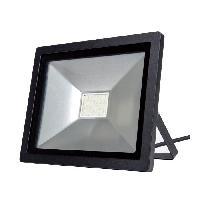 Applique Exterieure PISCIS Projecteur noir LED integre 50 w 5100 lumen