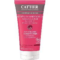 Apres-shampoing - Demelant CATTIER ApresBioshampooing Cheveux Colorés 150 ml