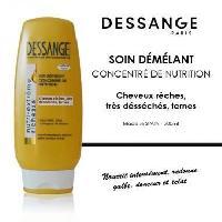 Apres-shampoing - Demelant DESSANGE Apres Shampoing nutri richesse - 200ml