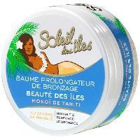 Apres-soleil - Prolongateur De Bronzage - Reparateur SDI Beaume beaute des iles