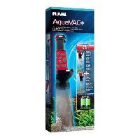 Aquarium Changeur d'eau et nettoyeur de gravier AquaVac Plus - Pour aquarium