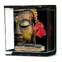 Aquarium Kit aquarium equipe Bouddha pour betta - 3 L