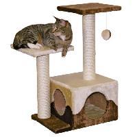 Arbre A Chat Arbre a chat Saphir - Hauteur 70cm - Brun et beige