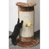 Arbre A Chat Arbre a chat angulaire 58cm - Brun