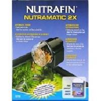 Arbre A Chat NUTRAFIN Distributeur d'aliments automatique Nutamatic 2X Nutrafin - Pour poisson - Marina