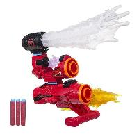 Arme Fictive - Baton - Epee - Baguette AVENGERS INFINITY WAR - Assembler Gear - LANCE TOILE MILES MORALES - Hasbro