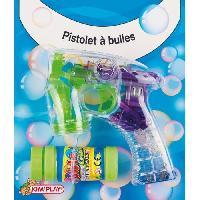 Arme Fictive - Baton - Epee - Baguette KIMPLAY Revolver billes 2xcibles