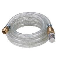 Arrosage Einhell Tuyau de pompe 4m avec connecteurs en laiton
