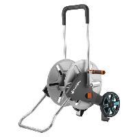 Arrosage GARDENA Dévidoir sur roues AquaRoll M Metal
